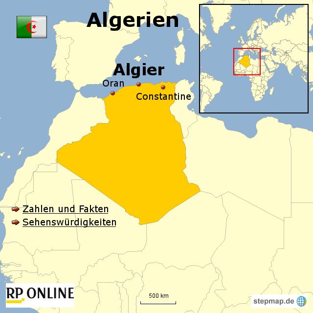 Länder der Welt: Algerien