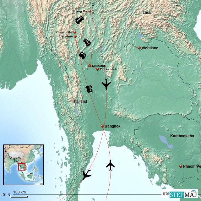 Thailand - Der Norden
