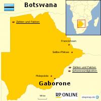 Länder der Welt: Botswana