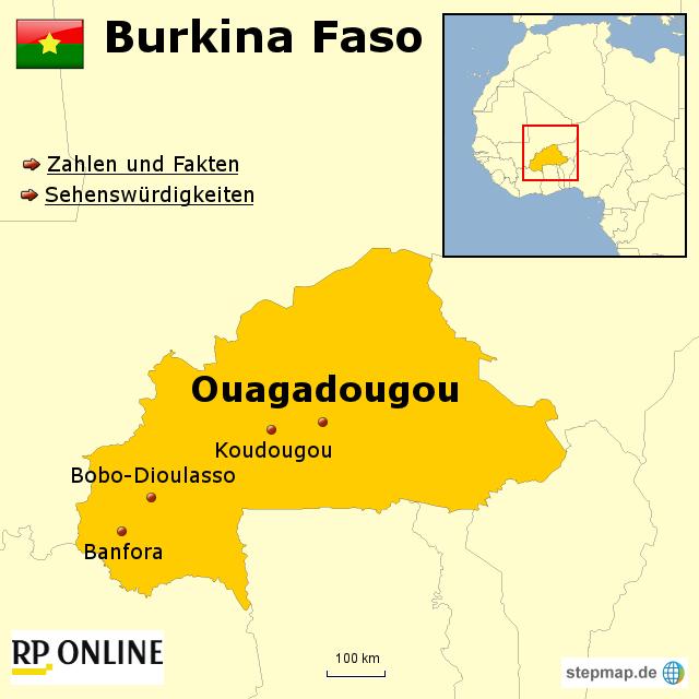 Länder der Welt: Burkina Faso