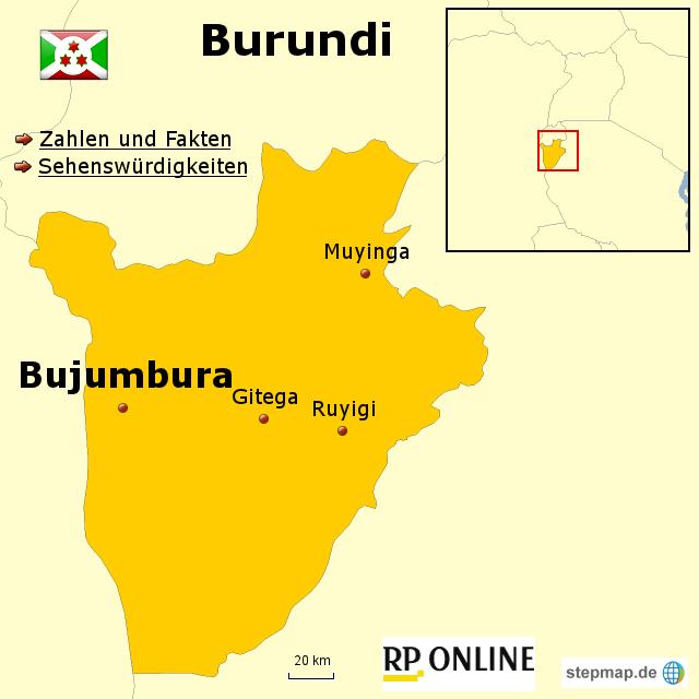 Länder der Welt: Burundi