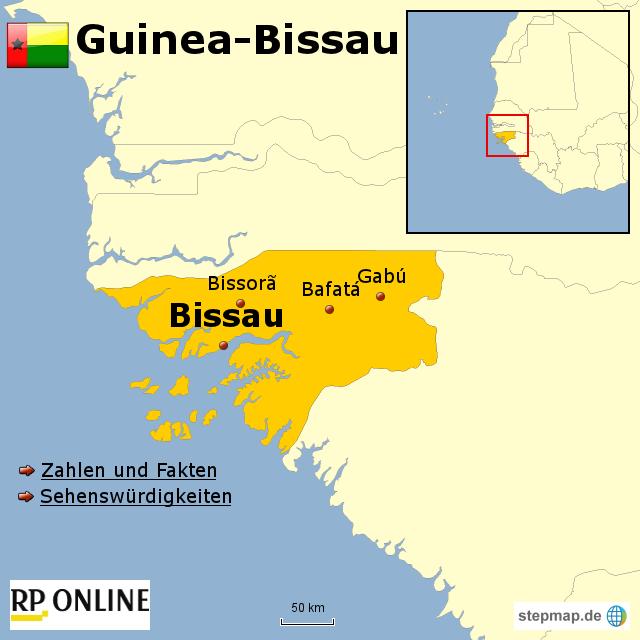 Länder der Welt: Guinea-Bissau