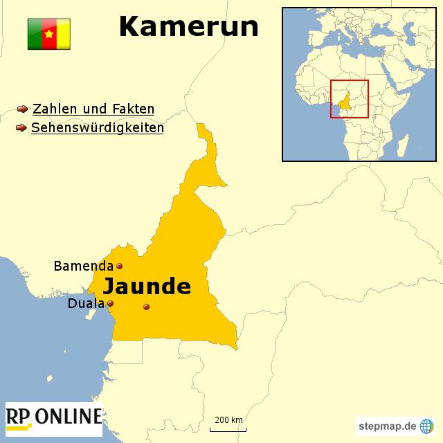 Länder der Welt: Kamerun