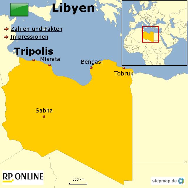 Länder der Welt: Libyen