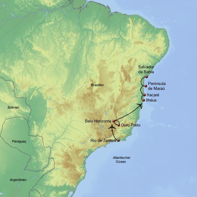 Die Essenz Brasiliens