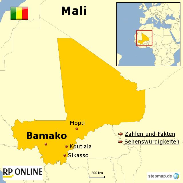 Länder der Welt: Mali