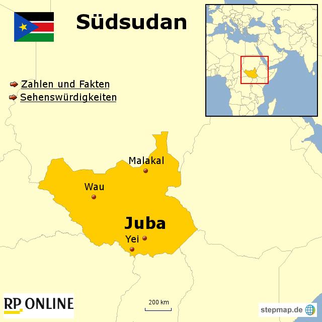 Länder der Welt: Südsudan