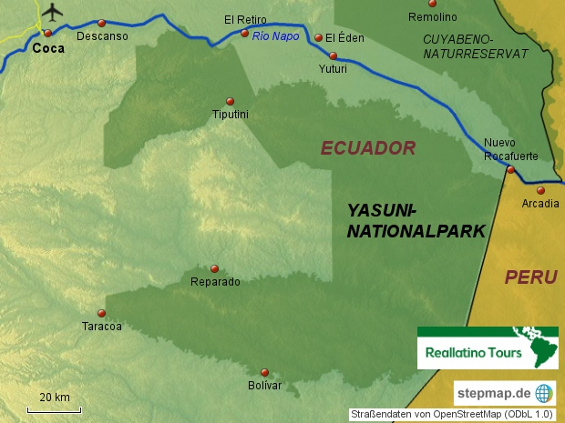 Yasuni-Nationalpark