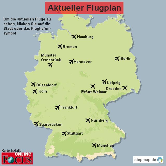 Fluglotsen-Streik