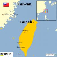 Länder der Welt: Taiwan