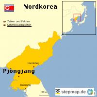 Länder der Welt: Nordkorea