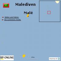 Länder der Welt: Malediven