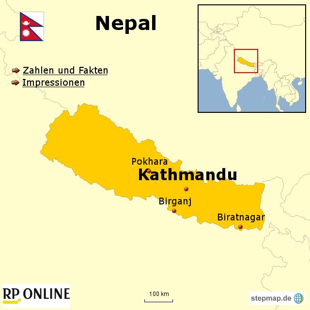 Länder der Welt: Nepal