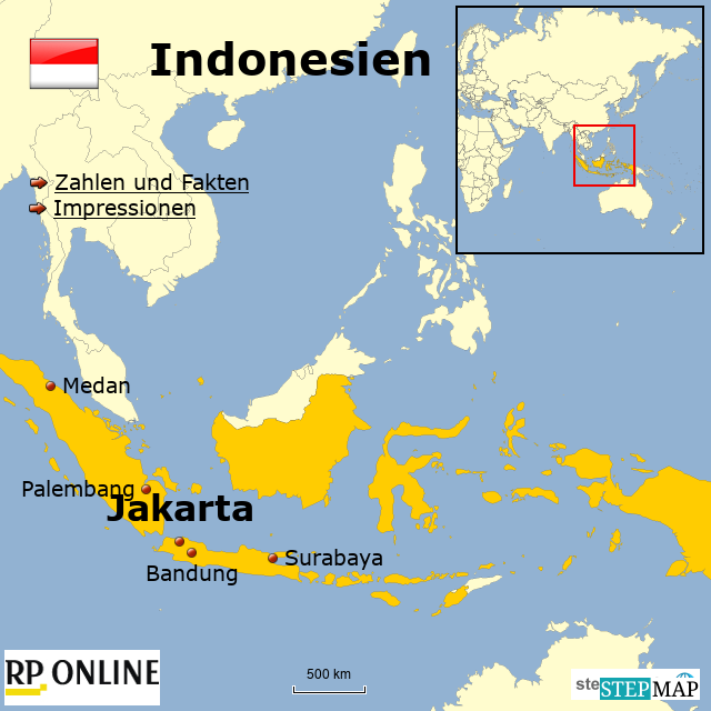 Länder der Welt: Indonesien