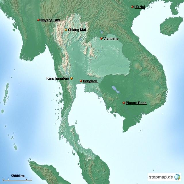 Thailand Länderinformationen