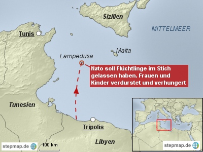Flüchtlingsdrama Lampedusa