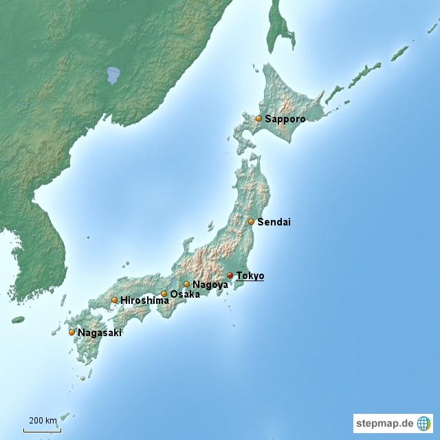 Japan Länderinformationen