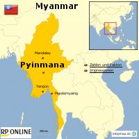 Länder der Welt: Myanmar