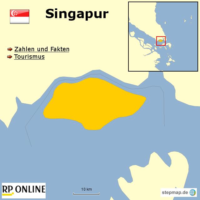 Länder der Welt: Singapur