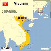 Länder der Welt: Vietnam