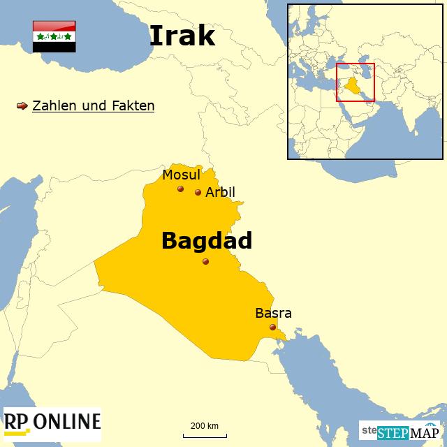 Länder der Welt: Irak