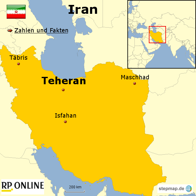 Länder der Welt: Iran
