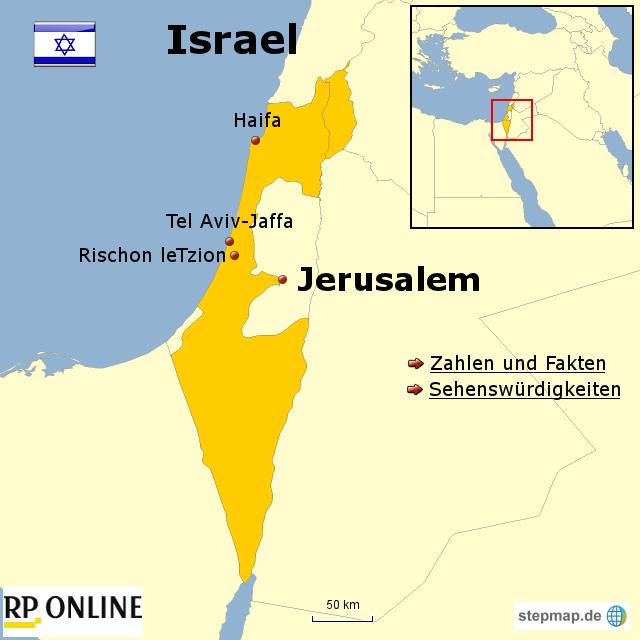 Länder der Welt: Israel