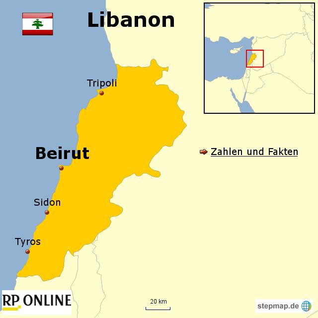 Länder der Welt: Libanon