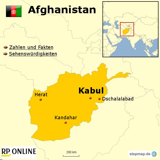 Länder der Welt: Afghanistan