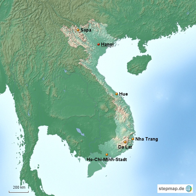 Vietnam Länderinformationen