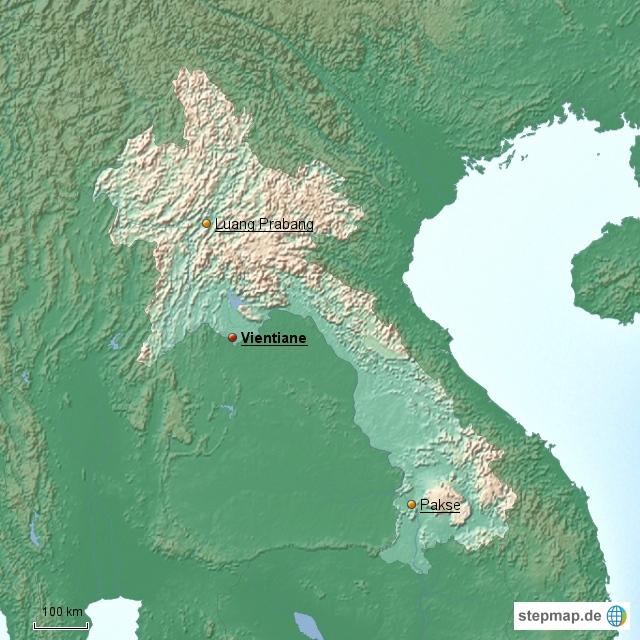 Laos Länderinformationen