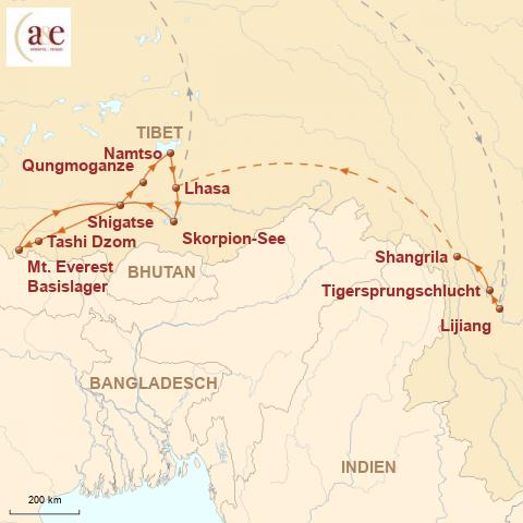 China Reisen: Ins Reich der Mitte | a&e erlebnis:reisen