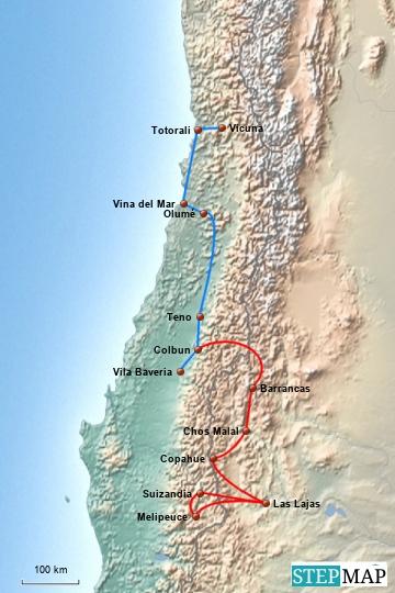 Chile Mitte