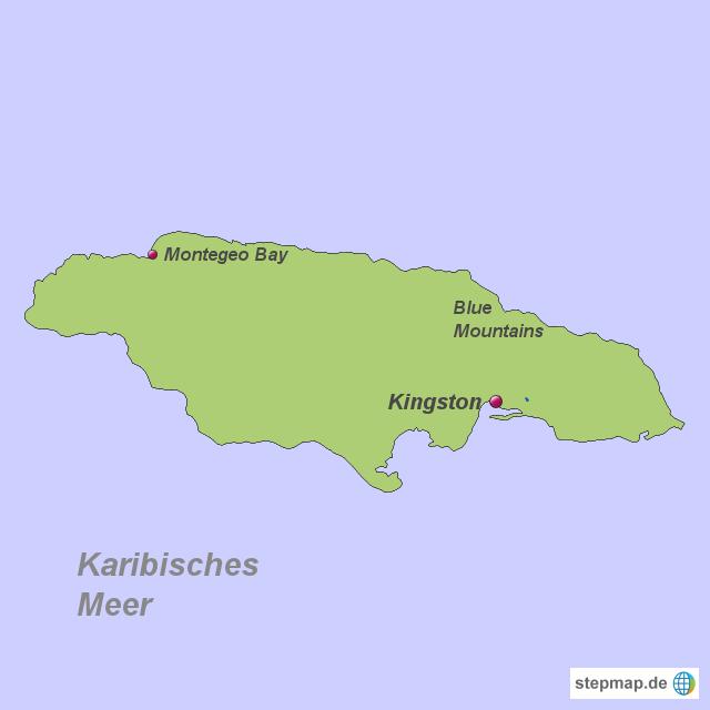 Länderinformationen Jamaika