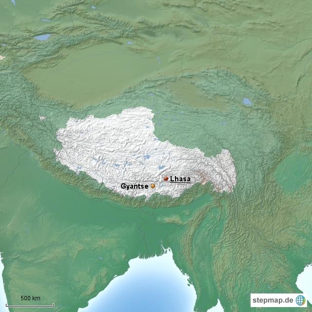 Tibet Länderinformationen