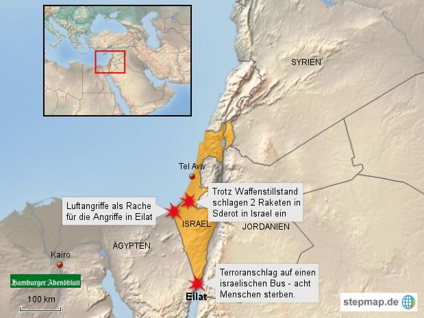 Tote bei Terrorangriff in Israel
