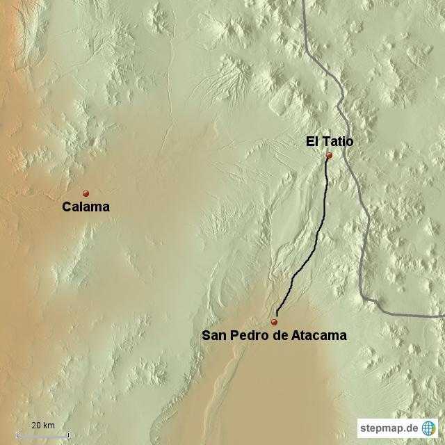 80 km und fast 2000 Höhenmeter