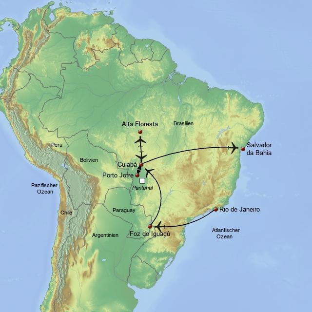 Brasilien in Style