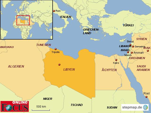 Libyen Krise In Der Arabischen Elt