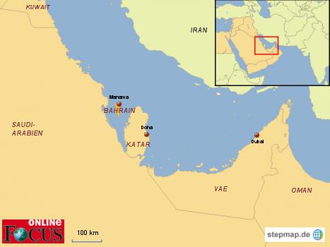 BAHRAIN - Krise in der arabischen Welt
