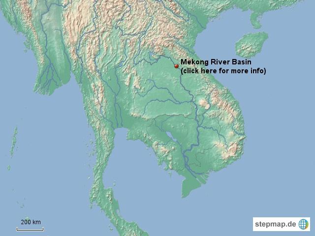 Mekong River Basin Conflict