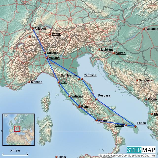 Apulienreise total 2015