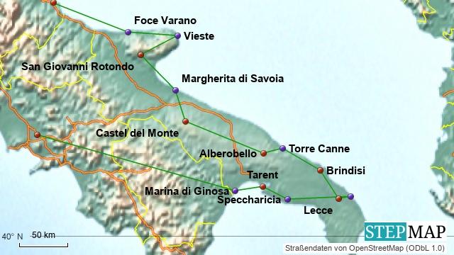 Apulien Detaill 2015