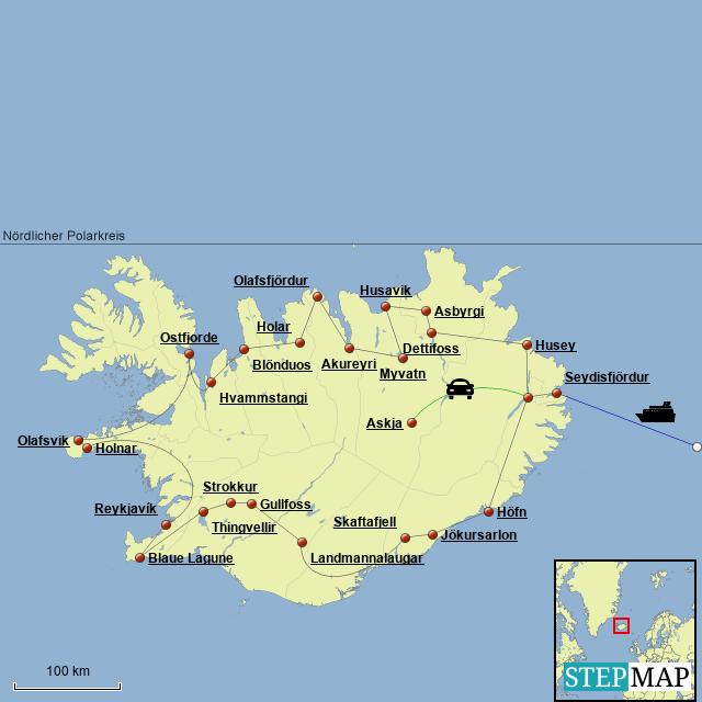 Island 2009