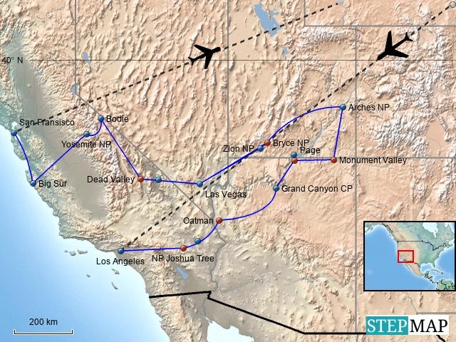 USA West 2010