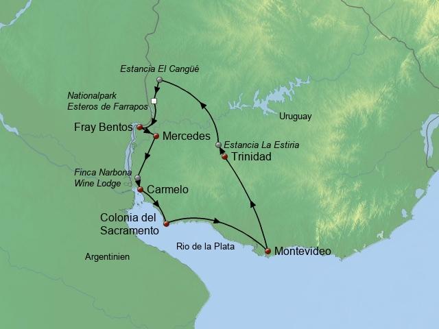 Uruguays unbekannter Westen 16