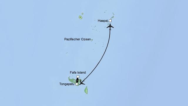 Tonga für Entdecker