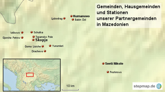 Mazedonien