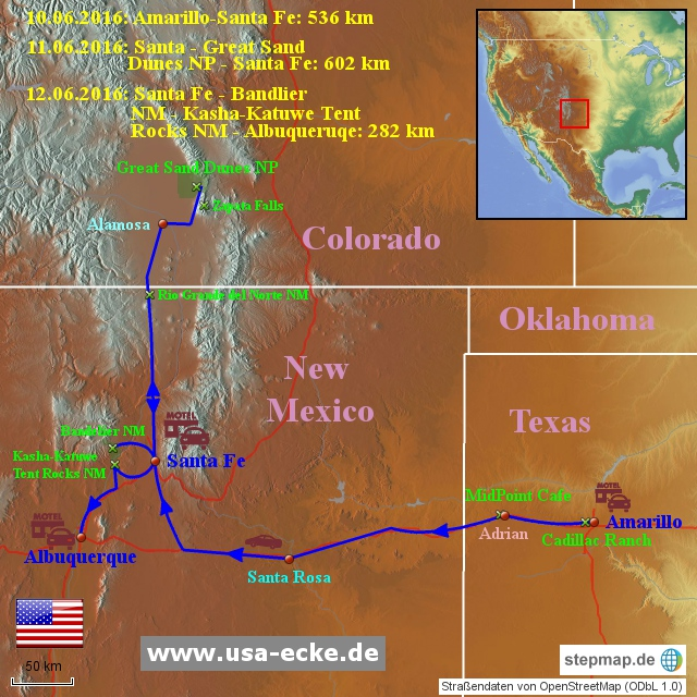 USA 2016 Map 05