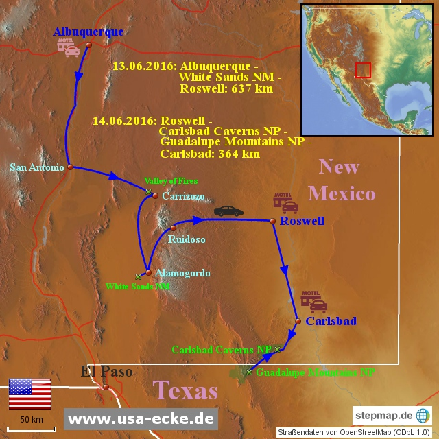 USA 2016 Map 06